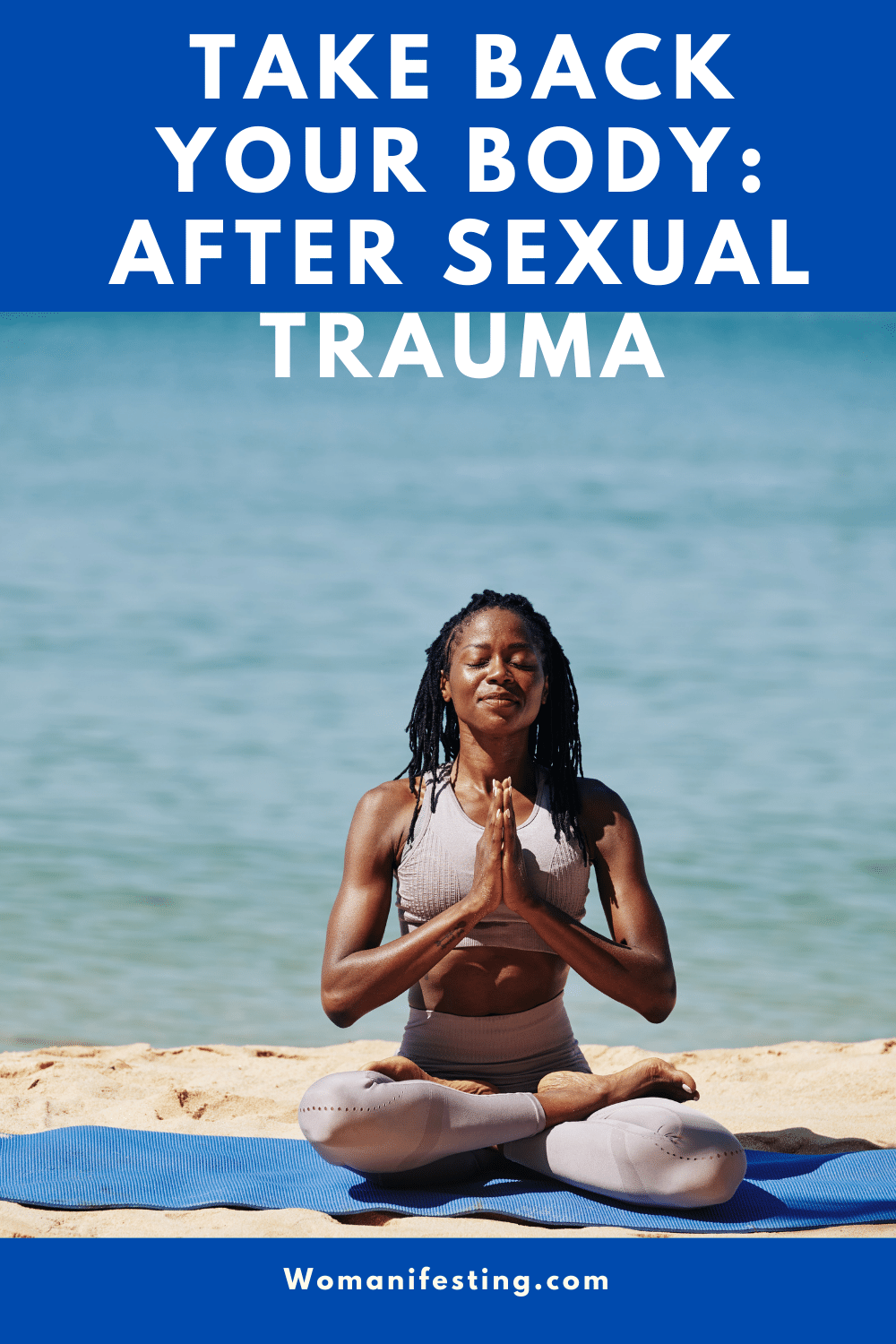 Take Back Your Body: EFT Tapping Healing After Sexual Trauma [Video]