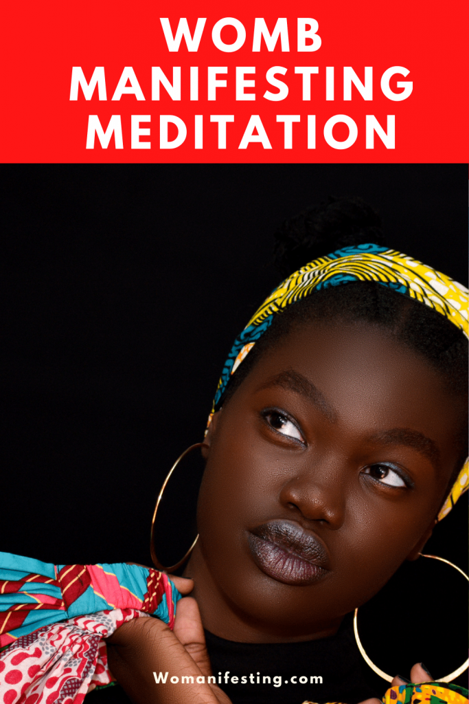 Womb Blessing Meditation: Shakti Rising
