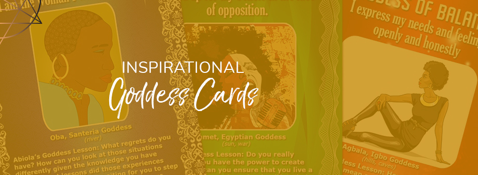 Goddess Affirmation and Oracle Cards