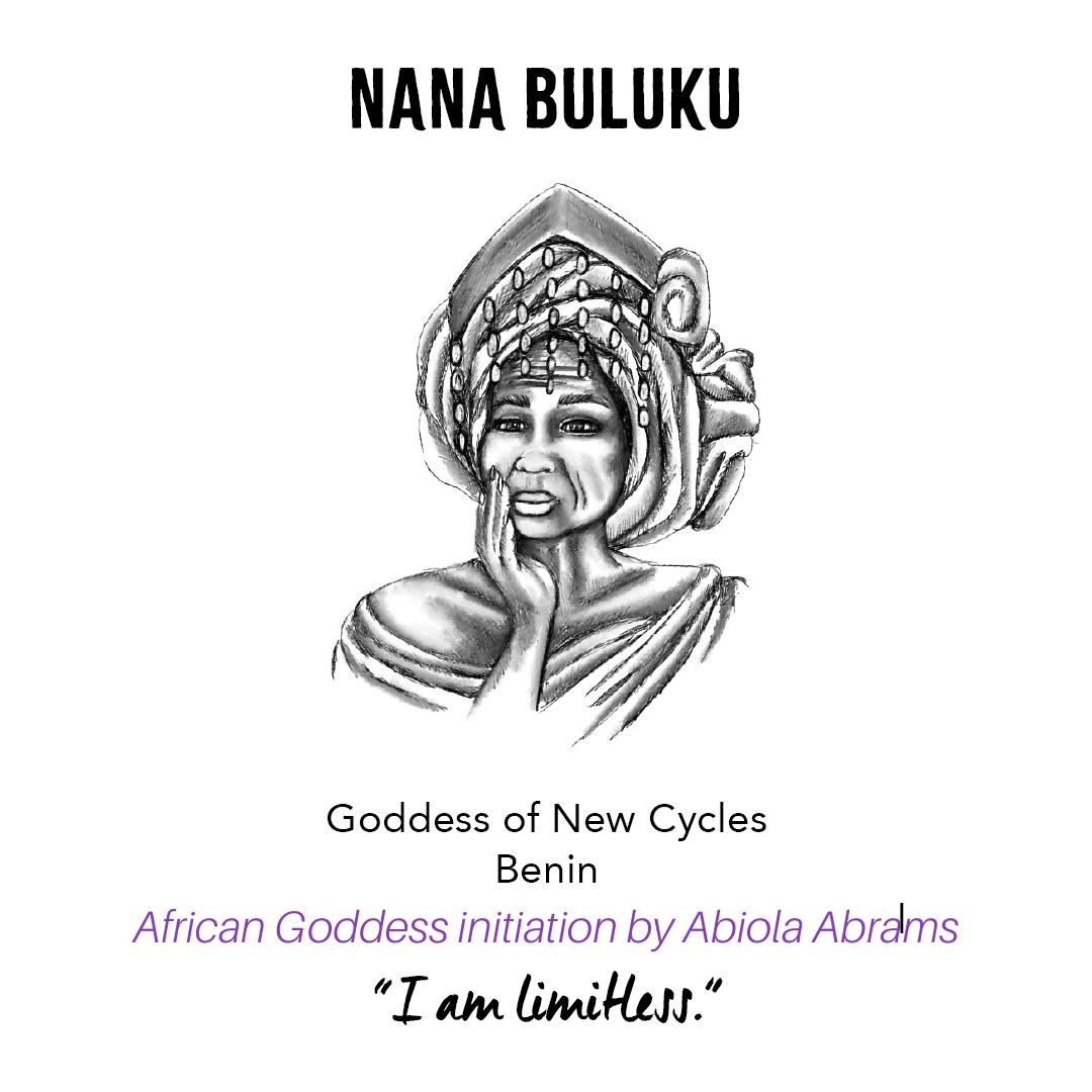 Goddess Nana Buluku