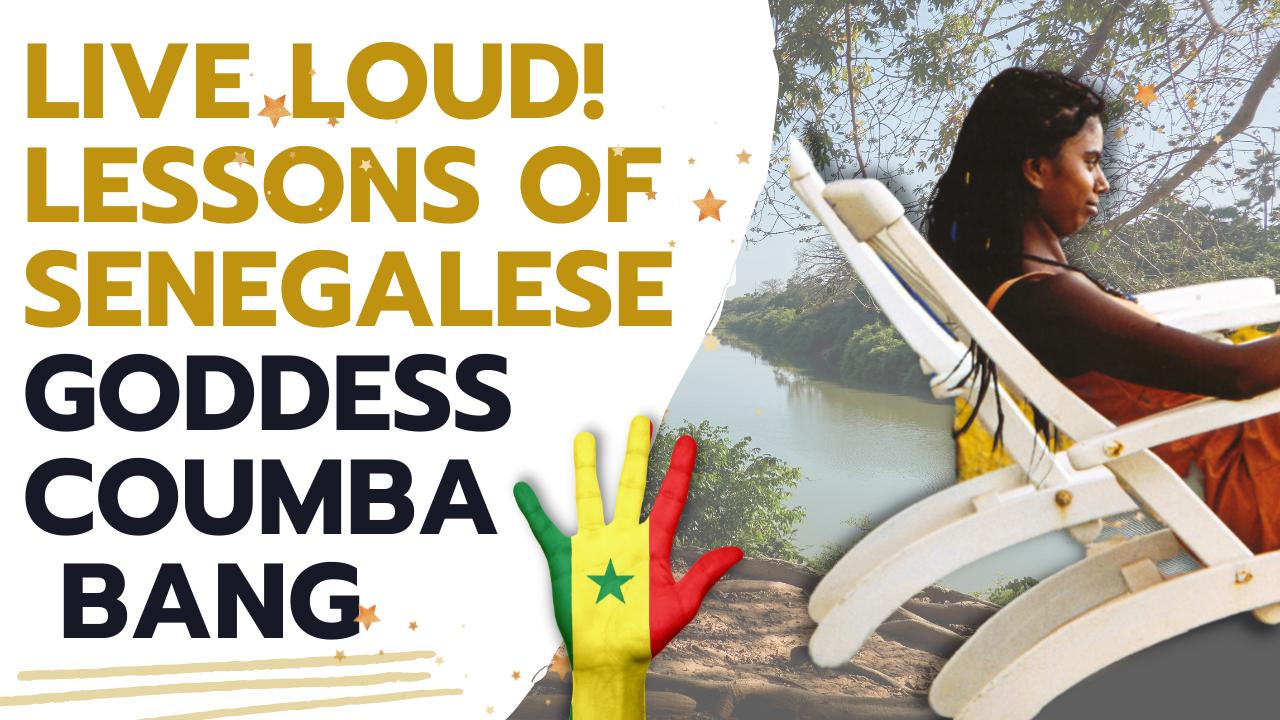 Being Seen & Heard: River Goddess of Senegal