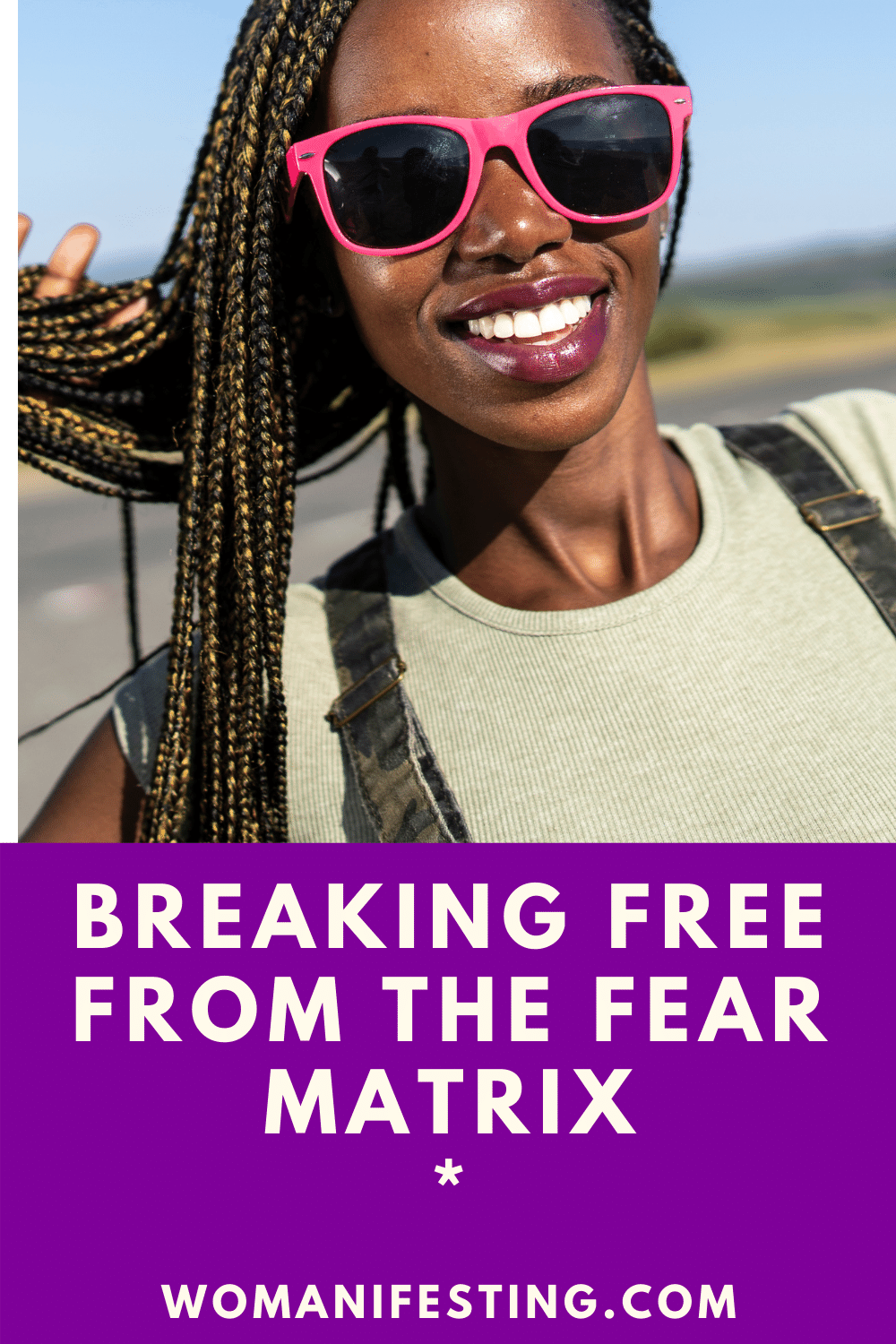 Breaking Free from the Fear Matrix: Goddess Temple Sunday [Video]