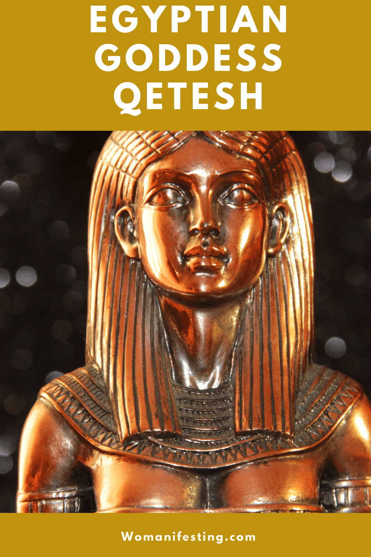Sacred Sensuality Egyptian Goddess Qetesh: African Goddess Initiation Fest [Video]