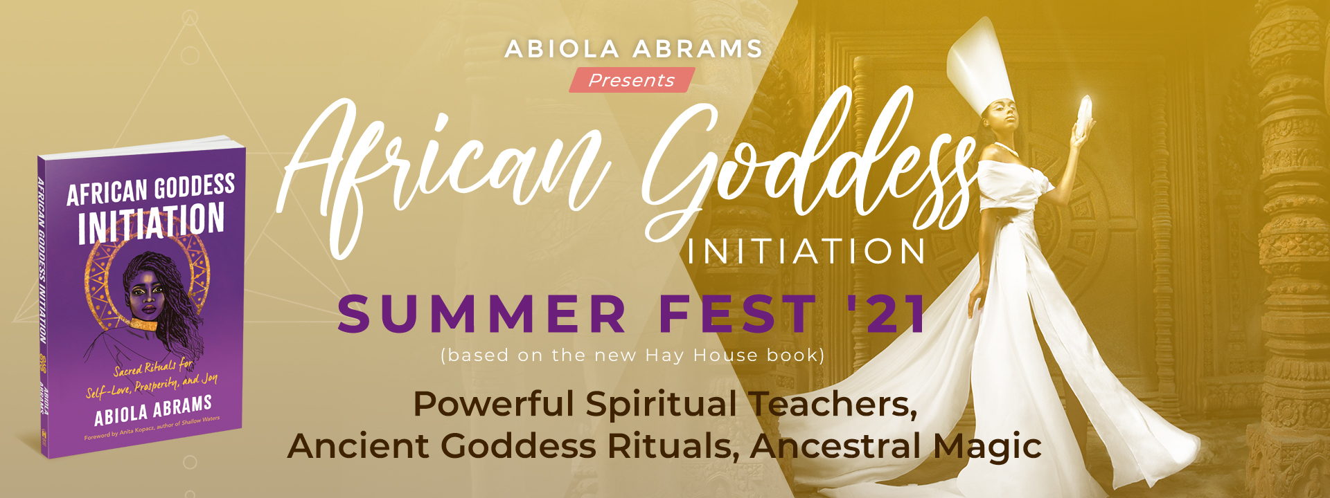 African Goddess Summer Fest 2021