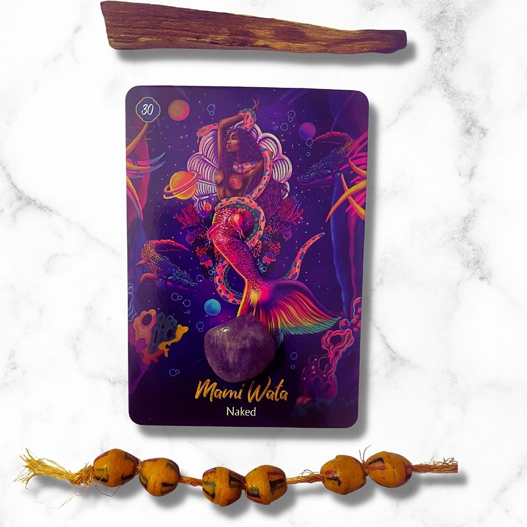 African Goddess Oracle Cards - Hay House