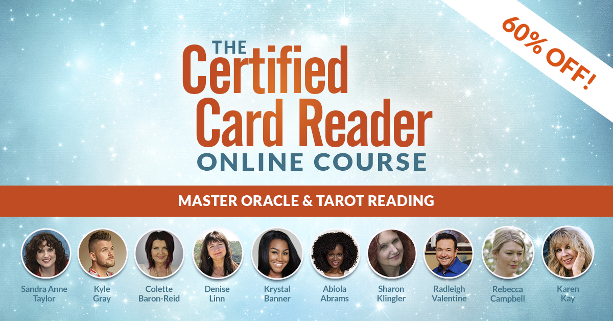 Join Me in Hay House's Certified Card Reader Online Course