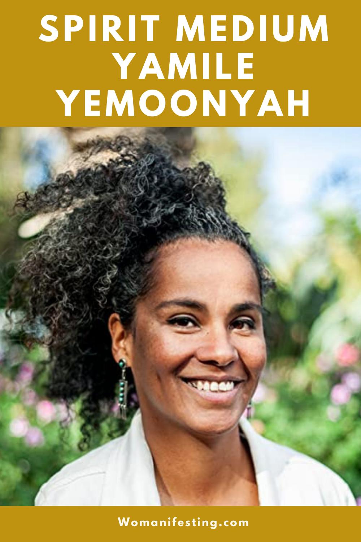Yamile Yemoonyah, Spirit Guide Medium: Seven Types of Spirit Guide