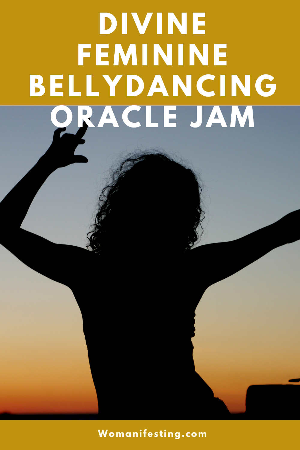 African Goddess Rising Oracle Launch: Bellydancing Divine Feminine Party [Video]