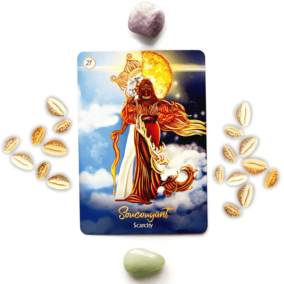 African Goddess Oracle Cards: Deck Flip Through, Part 2 [Video]