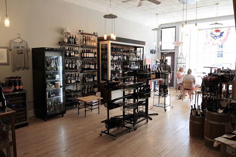 Winestock Market & Lounge