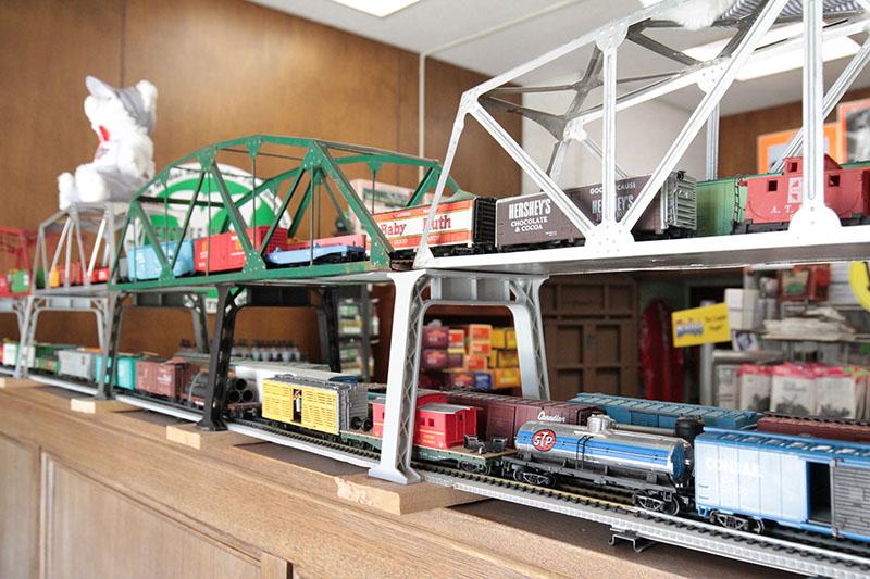 M.D. Trains