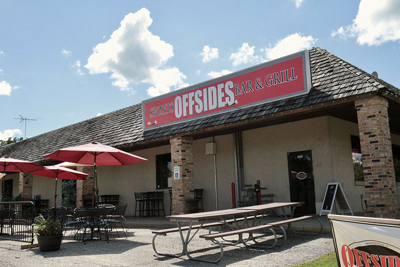 Offsides Sports Bar & Grill