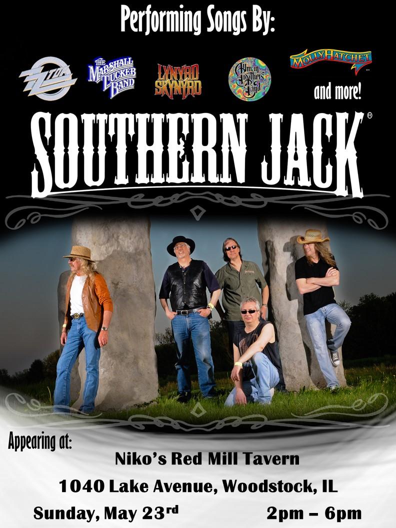 Southern Jack Live at Niko's