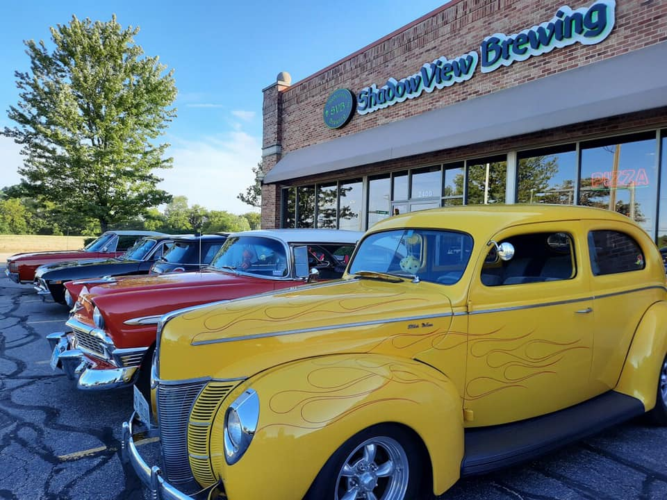 Cruise Nights at ShadowView Brewing