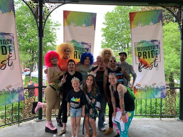 Woodstock Pride presents Drag Variety at Mixin Mingle
