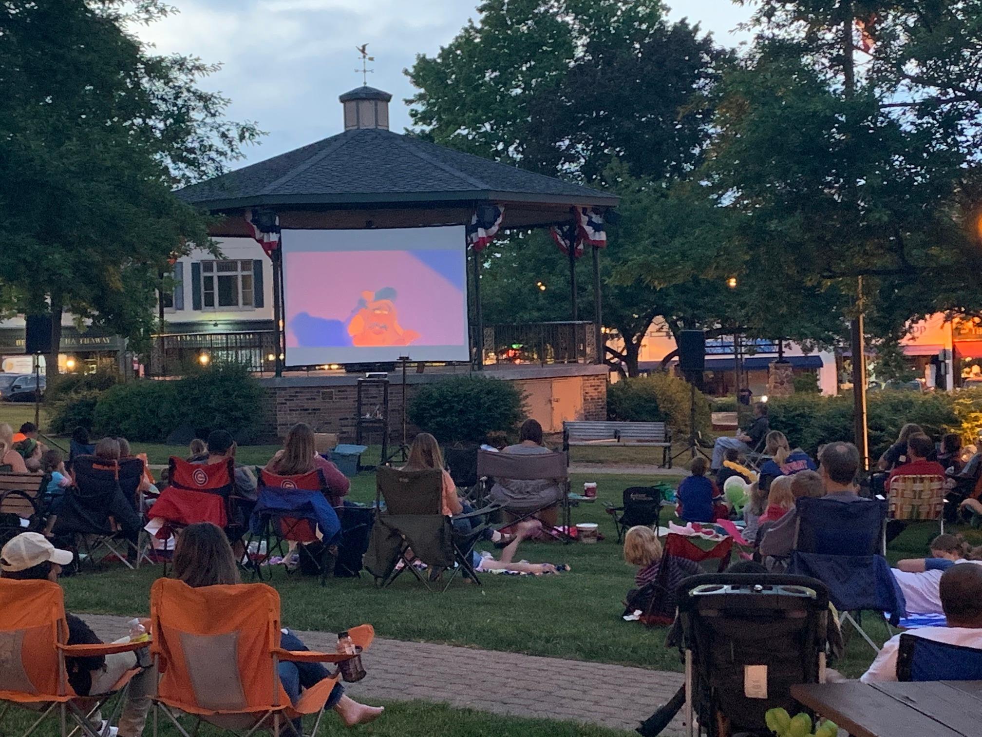 Movie in the Park – Goonies