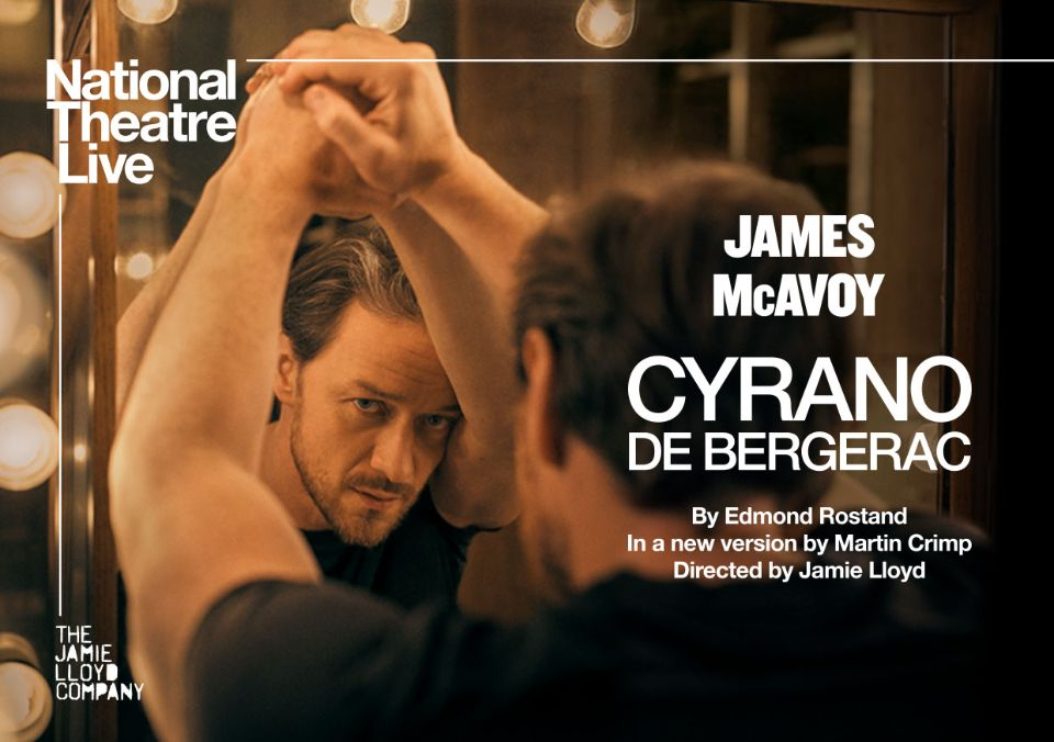 """National Theatre Live presents """"Cyrano de Bergerac"""" on screen at the Woodstock Opera House"""