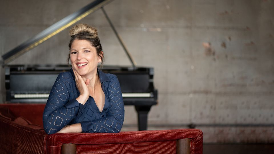 Jo Ann Daugherty Trio at Emerson & Oliver