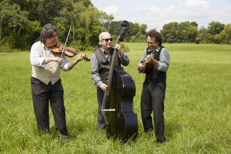 Alfonso Ponticelli Trio at Emerson & Oliver