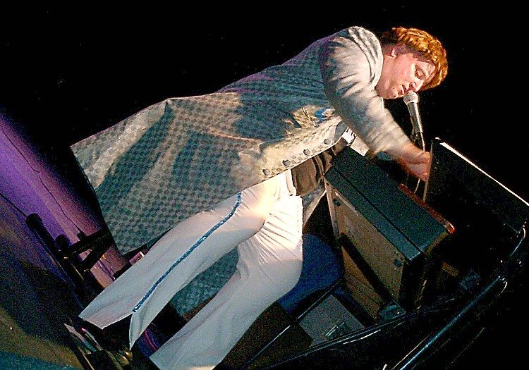 Piano Man at the Woodstock Opera House