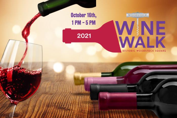 Woodstock Wine Walk