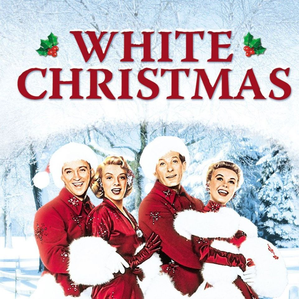 White Christmas – A Movie Sing Along