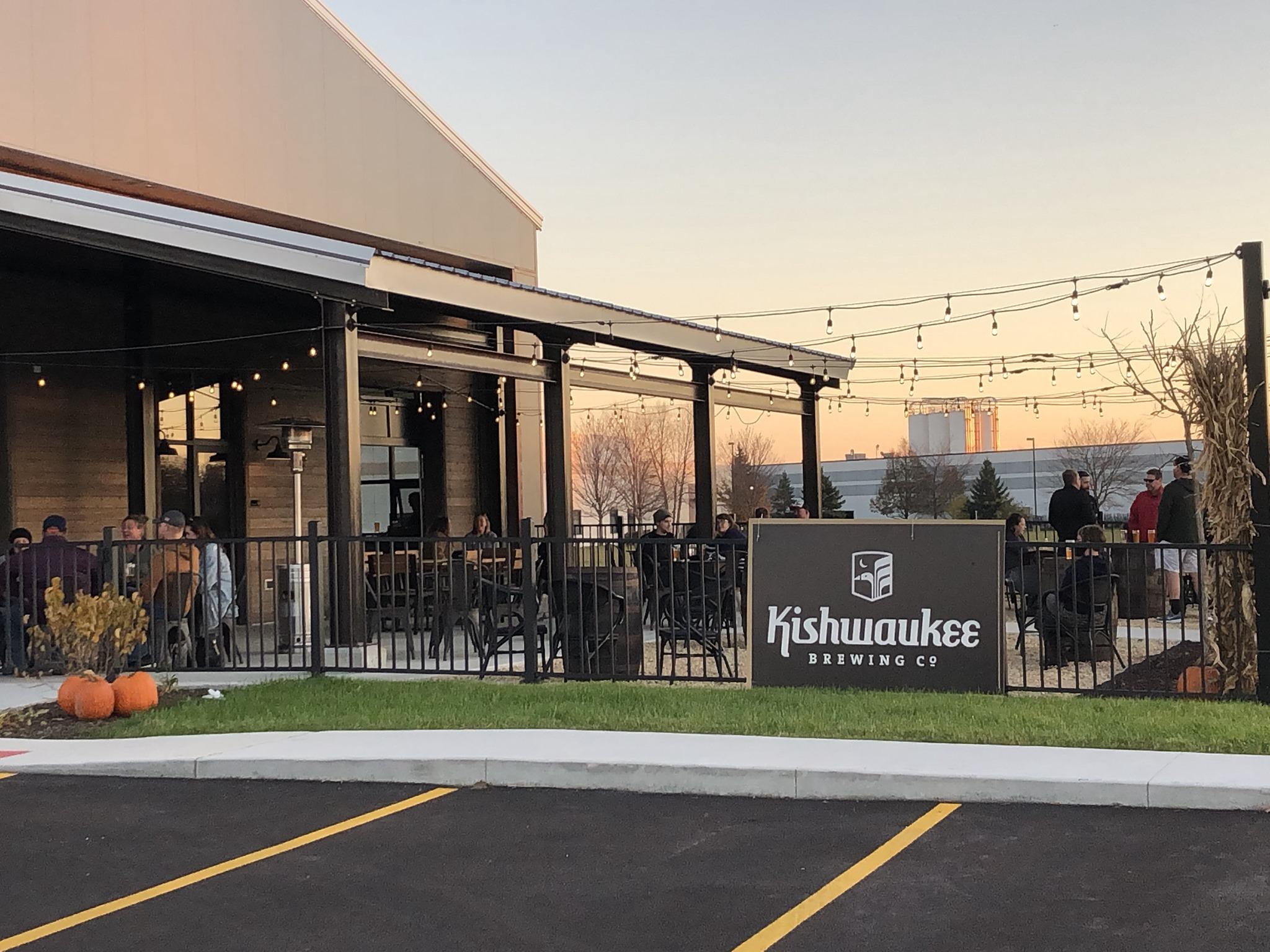 Kishwaukee Brewing Oktoberfest 2021