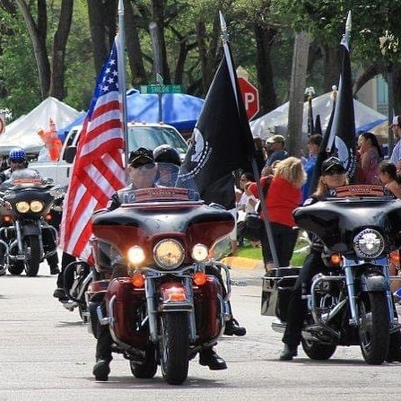 War Dog Charity Riders – 5th Anniversary Hero's Ride at Woodstock Harley