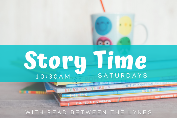 Story Time with Read Between The Lynes