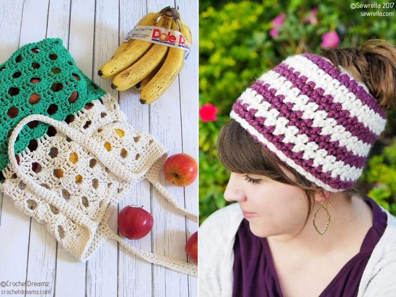 Fast and Easy Crochet Projects