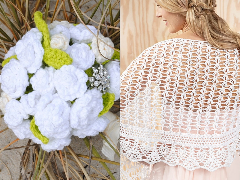 Crochet Ideas For Wedding