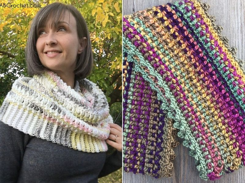 Free Patterns Snuggly Crochet Cowls
