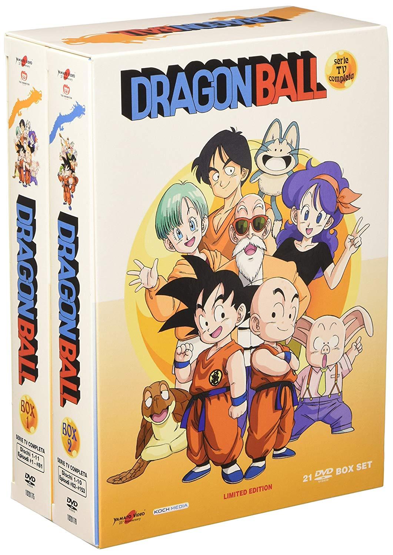 Dragon Ball – Serie Classica – Serie Completa