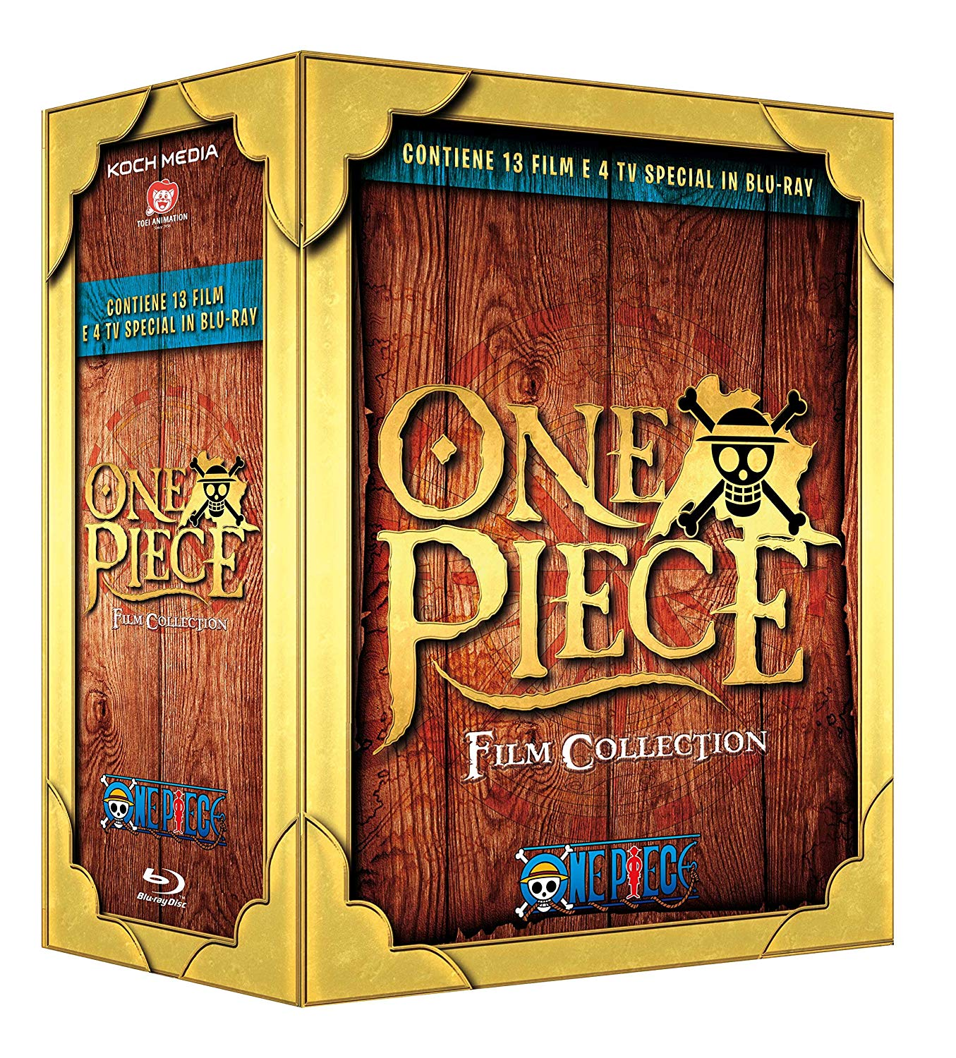 One Piece – Film Collection