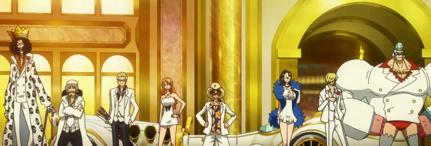 One Piece: GOLD – Il Film