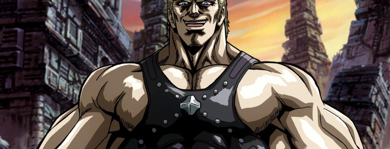 Anime factory » ken e i suoi fratelli: i protagonisti de la leggenda