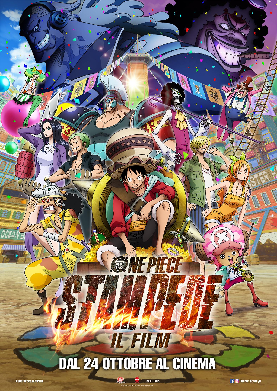 One Piece STAMPEDE – Il Film