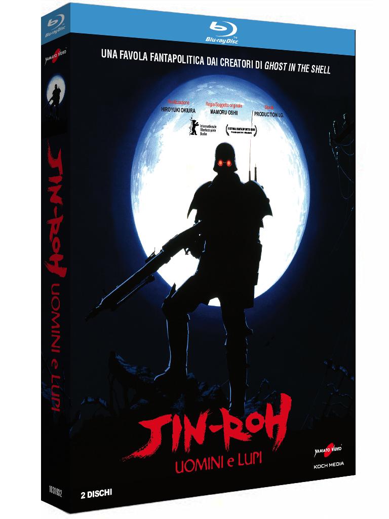 Jin-Roh – Uomini e Lupi