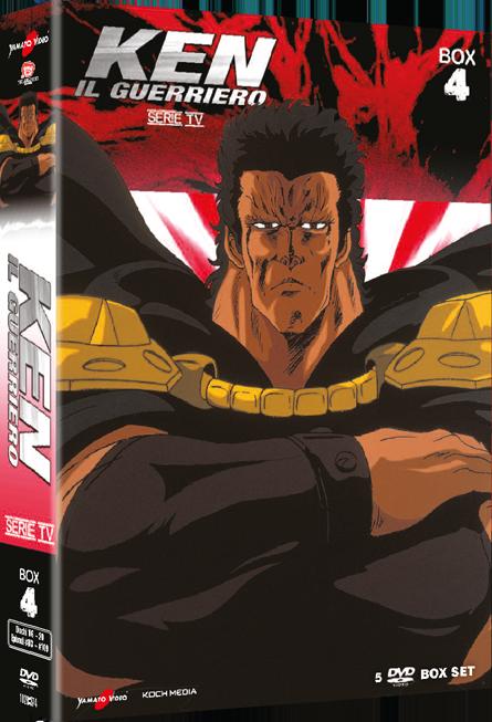Ken il Guerriero – Volume 4