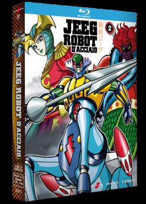 Jeeg Robot D'Acciaio – Volume 2