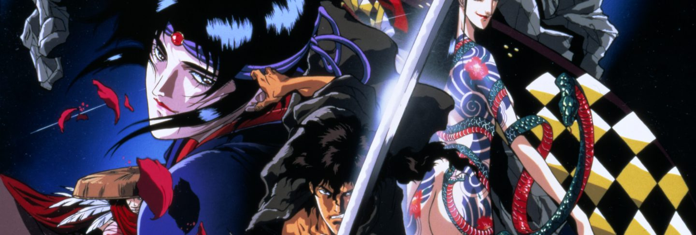 Ninja Scroll e la rivoluzione animata di Yoshiaki Kawajiri
