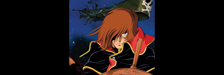 Capitan Harlock – La Serie Completa
