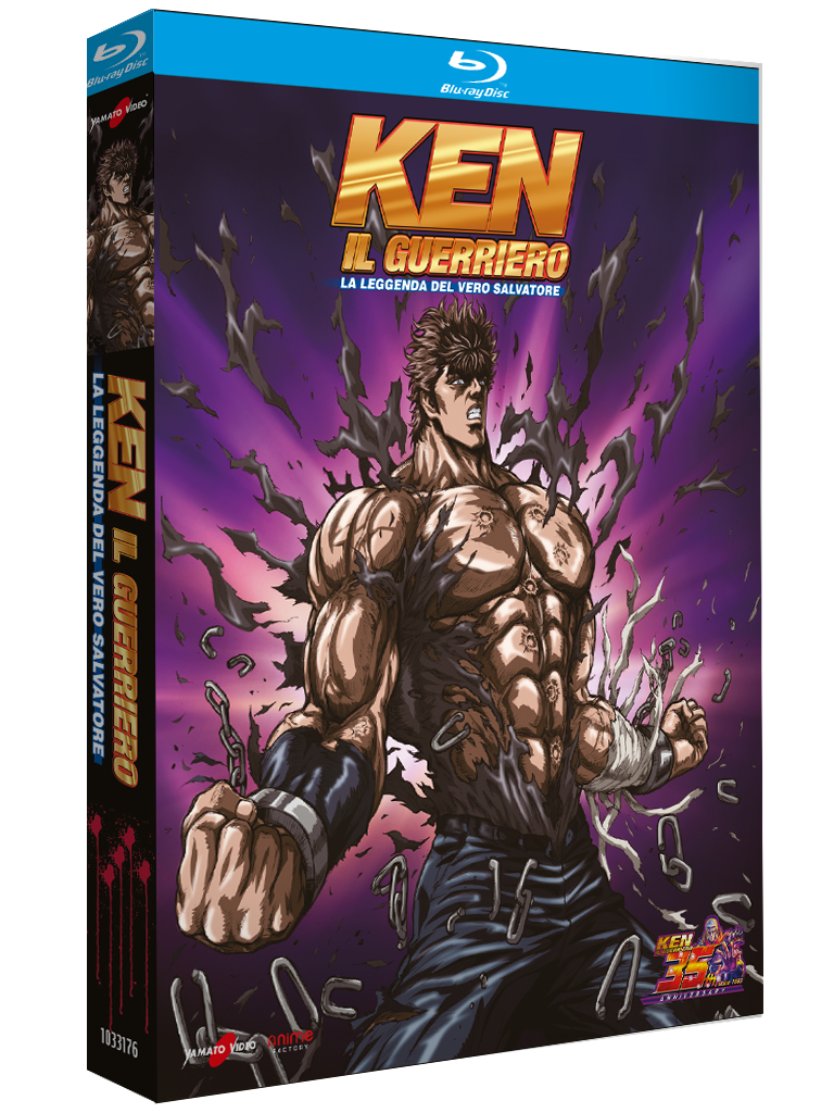 Ken il Guerriero – La Leggenda del Vero Salvatore