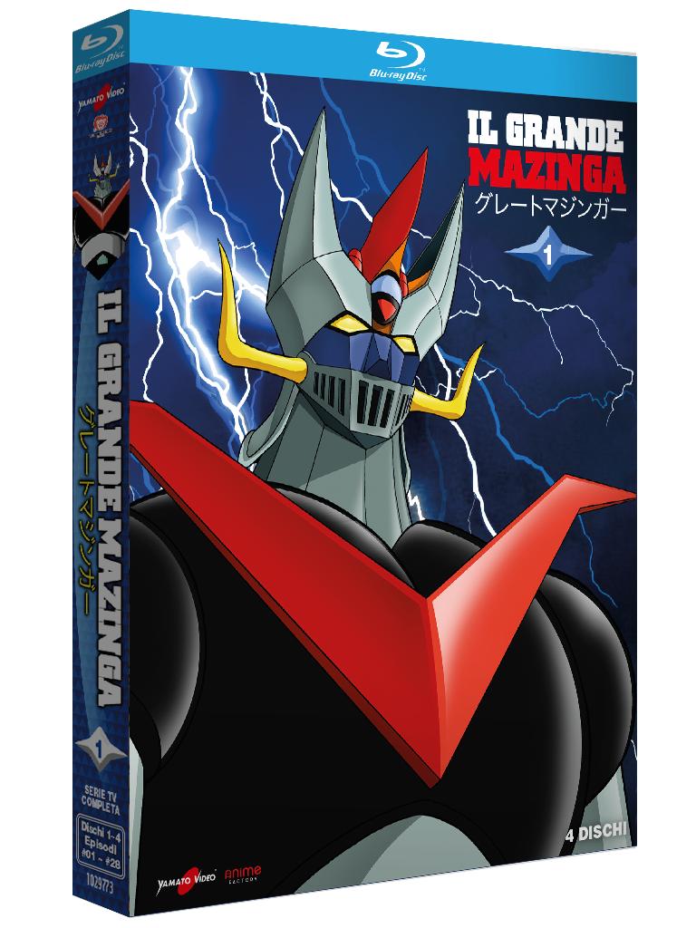 Il Grande Mazinga – Volume 1