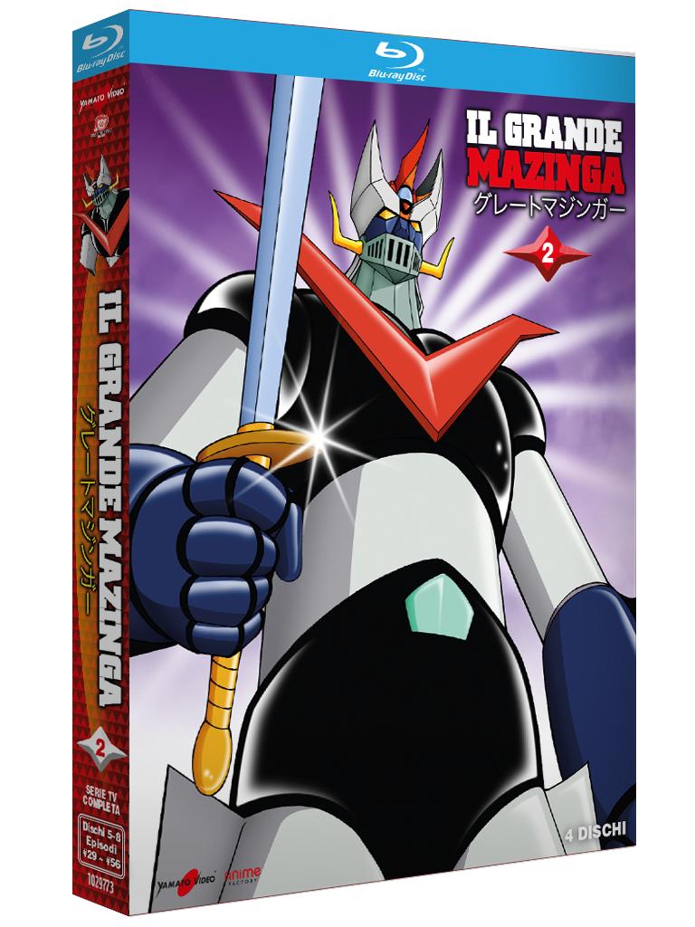 Il Grande Mazinga – Volume 2
