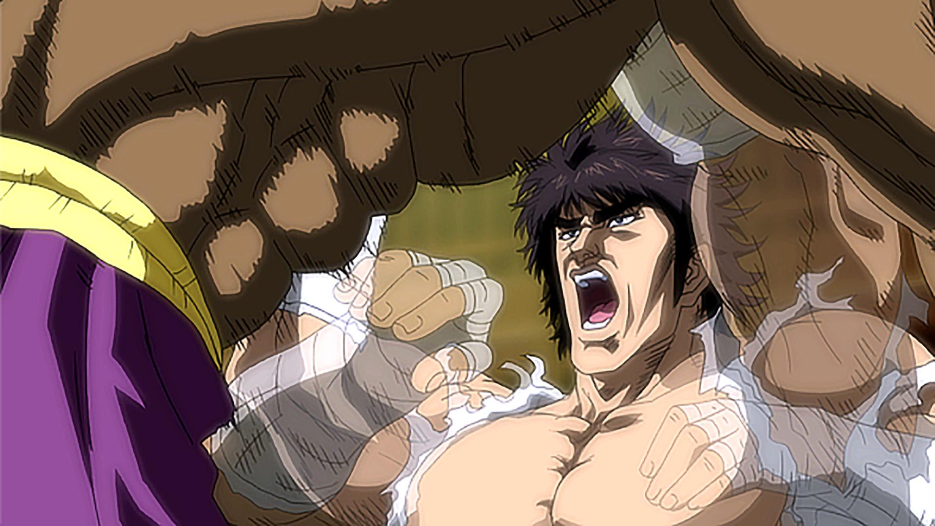 Ken il Guerriero – Le Origini del Mito – La Serie Completa