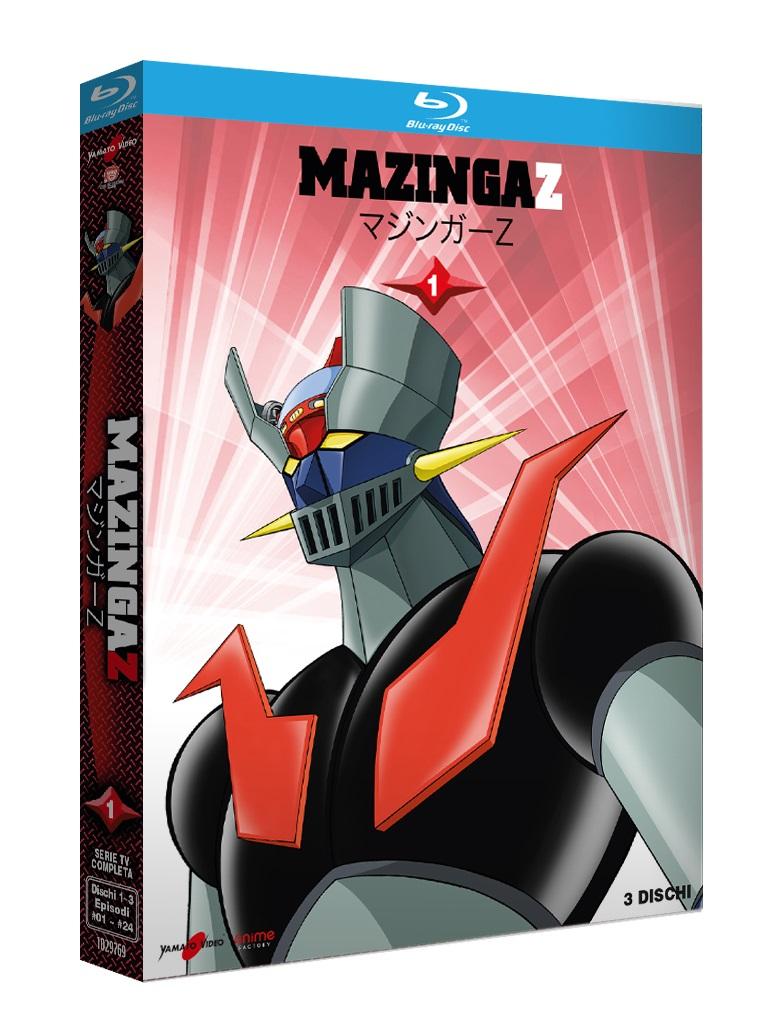Mazinga Z – Volume 1