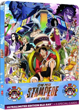 One Piece: STAMPEDE – Il Film