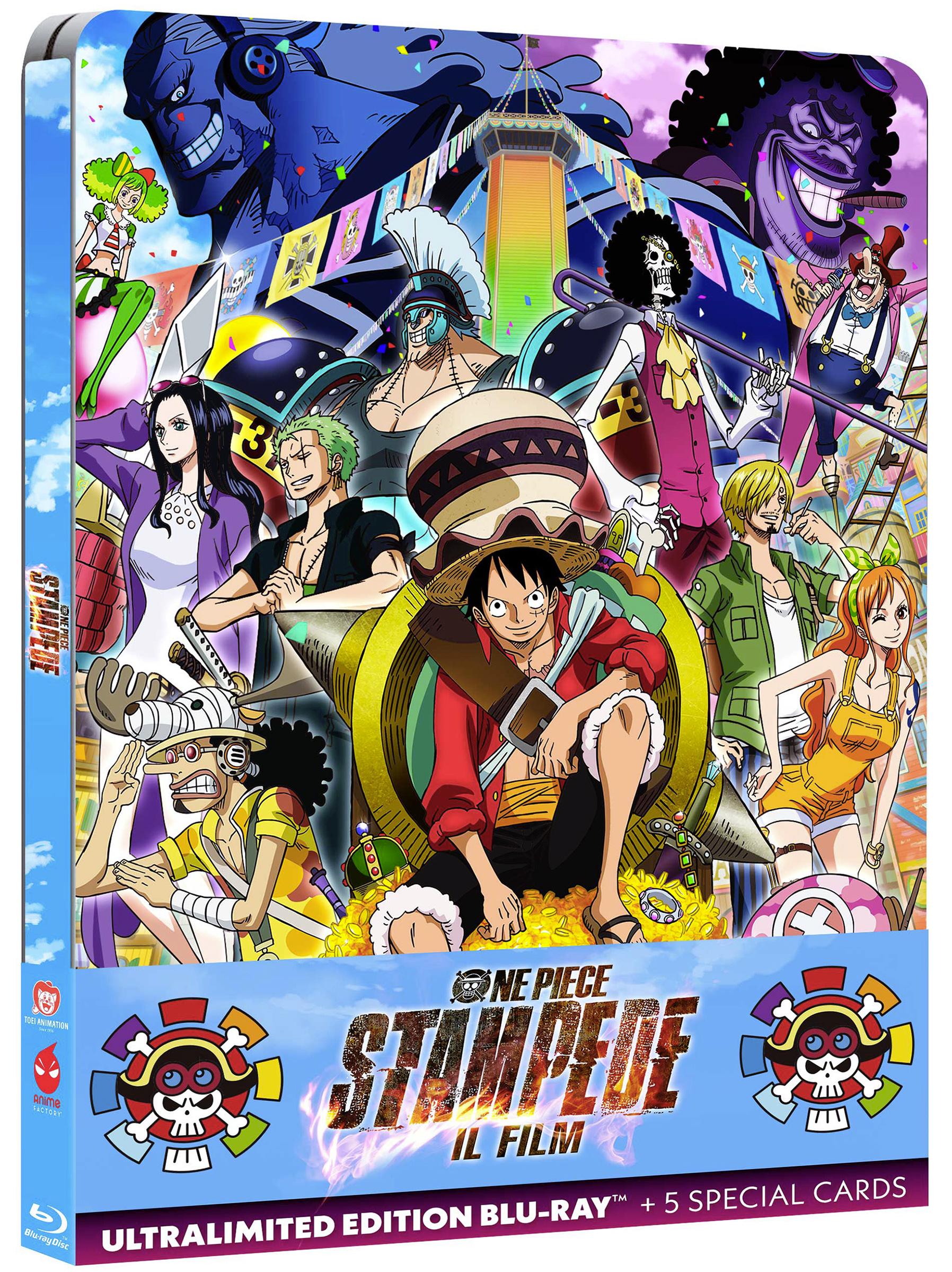 One Piece: STAMPEDE – Il Film