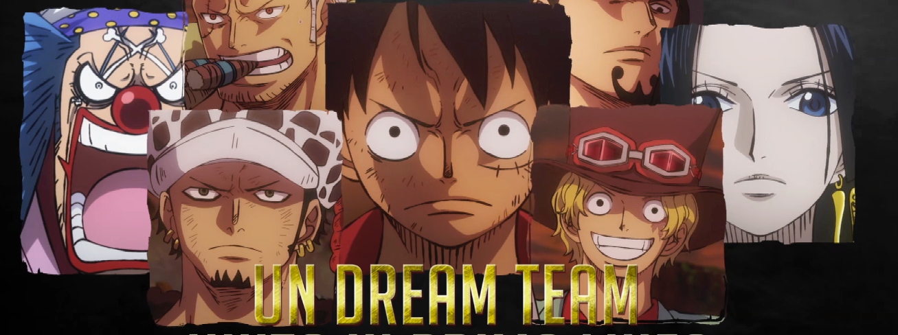 One Piece: STAMPEDE – Il Film – Tutti i Doppiatori